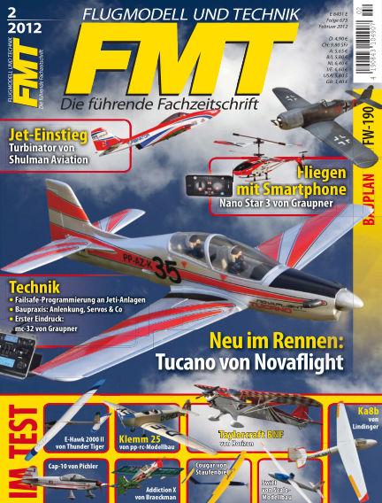 FMT - FLUGMODELL UND TECHNIK January 02, 2012 00:00