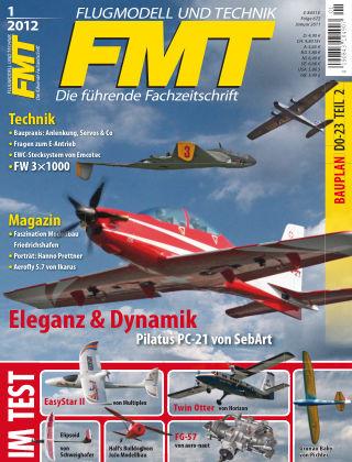 FMT - FLUGMODELL UND TECHNIK 01/2012