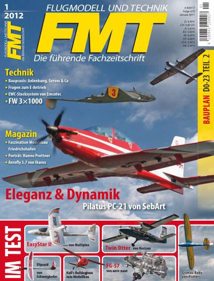 FMT - FLUGMODELL UND TECHNIK December 01, 2011 00:00