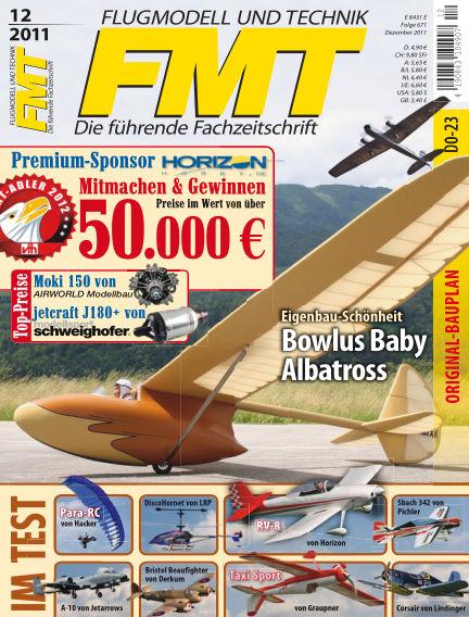 FMT - FLUGMODELL UND TECHNIK November 01, 2011 00:00