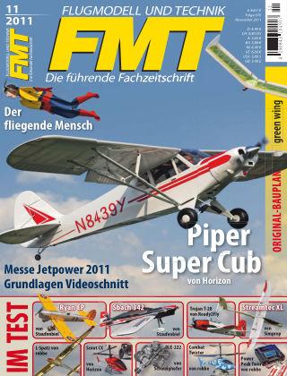 FMT - FLUGMODELL UND TECHNIK 11/2011
