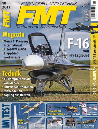 FMT - FLUGMODELL UND TECHNIK 10/2011