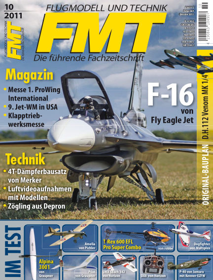 FMT - FLUGMODELL UND TECHNIK September 01, 2011 00:00