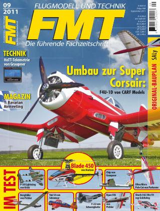 FMT - FLUGMODELL UND TECHNIK 09/2011