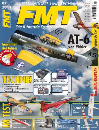 FMT - FLUGMODELL UND TECHNIK 07/2011