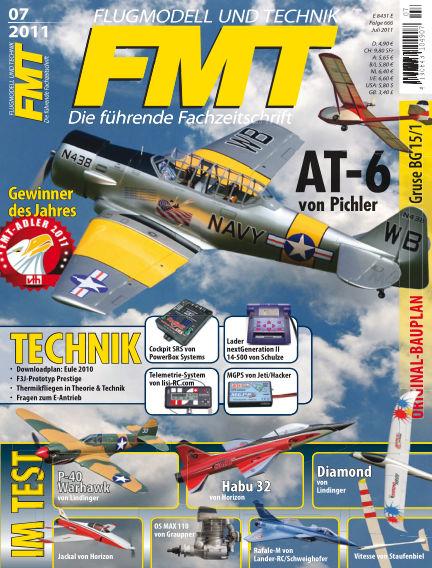 FMT - FLUGMODELL UND TECHNIK June 01, 2011 00:00