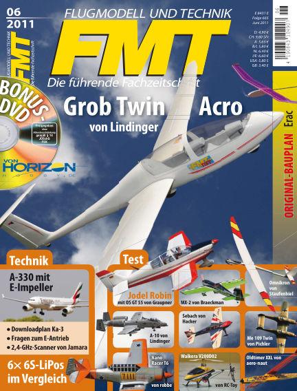 FMT - FLUGMODELL UND TECHNIK May 02, 2011 00:00