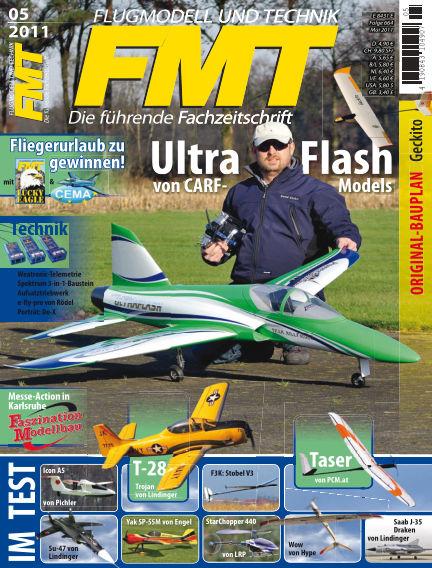 FMT - FLUGMODELL UND TECHNIK April 01, 2011 00:00