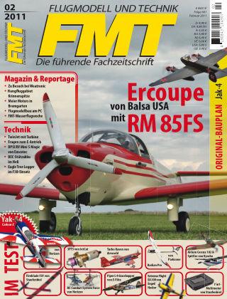 FMT - FLUGMODELL UND TECHNIK 02/2011