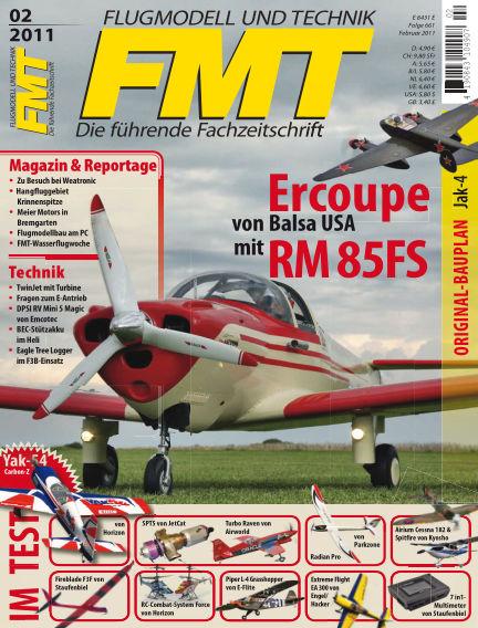 FMT - FLUGMODELL UND TECHNIK January 03, 2011 00:00