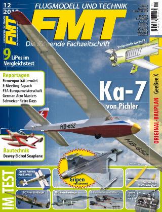 FMT - FLUGMODELL UND TECHNIK 12/2010