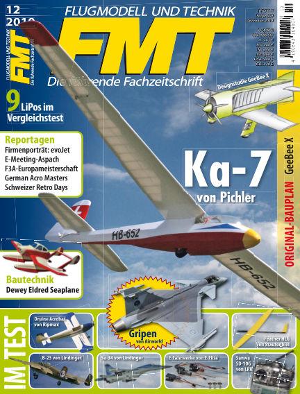 FMT - FLUGMODELL UND TECHNIK November 01, 2010 00:00