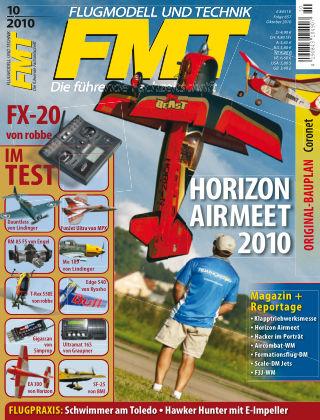 FMT - FLUGMODELL UND TECHNIK 10/2010