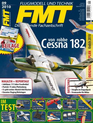 FMT - FLUGMODELL UND TECHNIK 09/2010