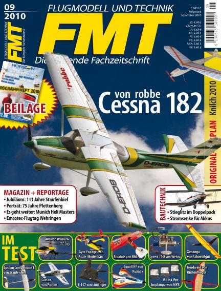 FMT - FLUGMODELL UND TECHNIK August 02, 2010 00:00
