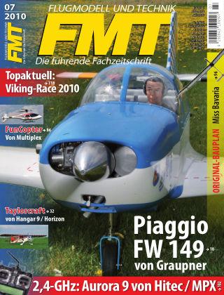 FMT - FLUGMODELL UND TECHNIK 07/2010