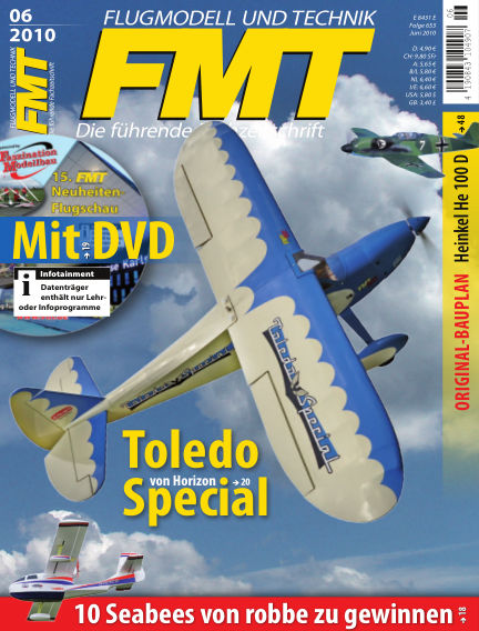 FMT - FLUGMODELL UND TECHNIK May 03, 2010 00:00