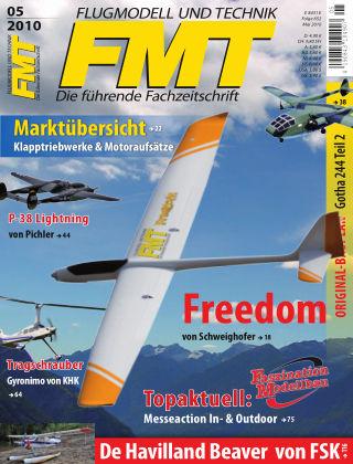 FMT - FLUGMODELL UND TECHNIK 05/2010