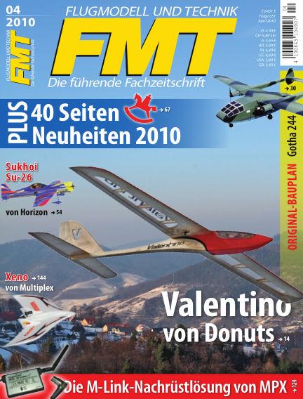 FMT - FLUGMODELL UND TECHNIK March 01, 2010 00:00