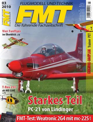 FMT - FLUGMODELL UND TECHNIK 03/2010