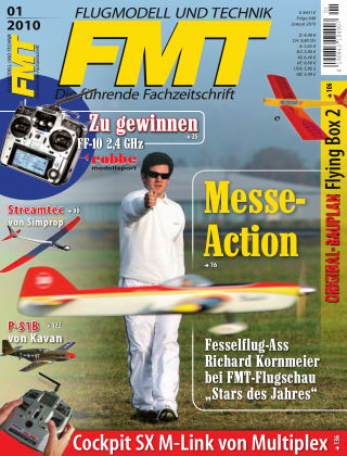 FMT - FLUGMODELL UND TECHNIK 01/2010