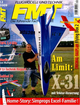 FMT - FLUGMODELL UND TECHNIK 12/2009