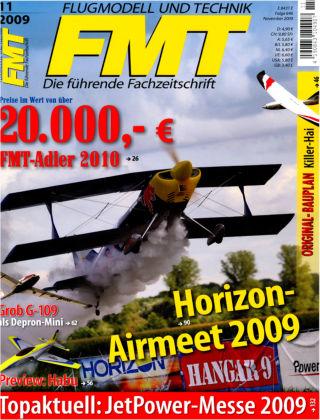 FMT - FLUGMODELL UND TECHNIK 11/2009