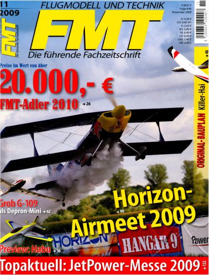FMT - FLUGMODELL UND TECHNIK October 01, 2009 00:00