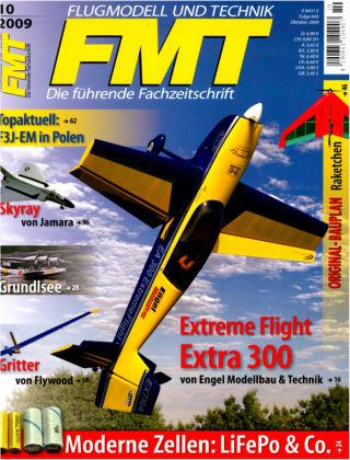 FMT - FLUGMODELL UND TECHNIK 10/2009