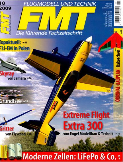 FMT - FLUGMODELL UND TECHNIK September 01, 2009 00:00