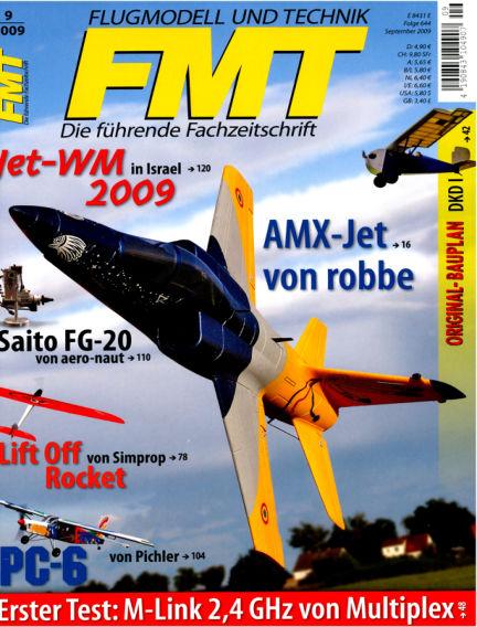 FMT - FLUGMODELL UND TECHNIK August 03, 2009 00:00