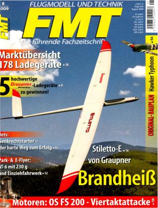 FMT - FLUGMODELL UND TECHNIK 08/2009