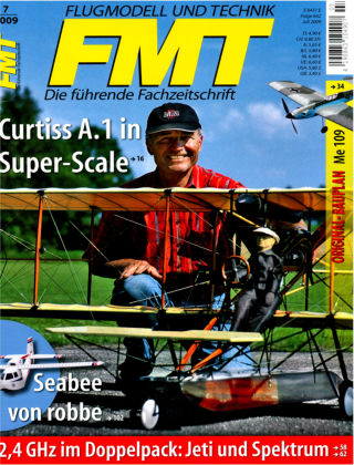 FMT - FLUGMODELL UND TECHNIK 07/2009