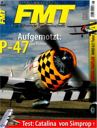 FMT - FLUGMODELL UND TECHNIK 06/2009