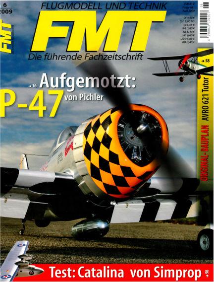 FMT - FLUGMODELL UND TECHNIK May 01, 2009 00:00