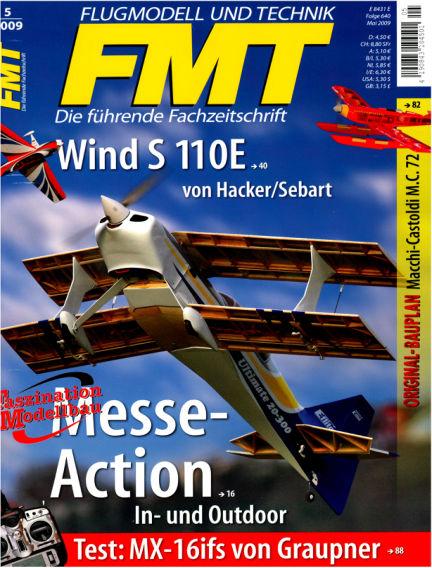 FMT - FLUGMODELL UND TECHNIK April 01, 2009 00:00