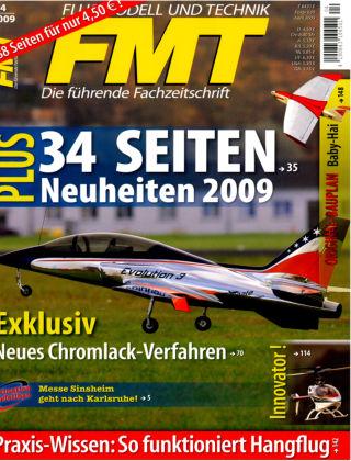 FMT - FLUGMODELL UND TECHNIK 04/2009