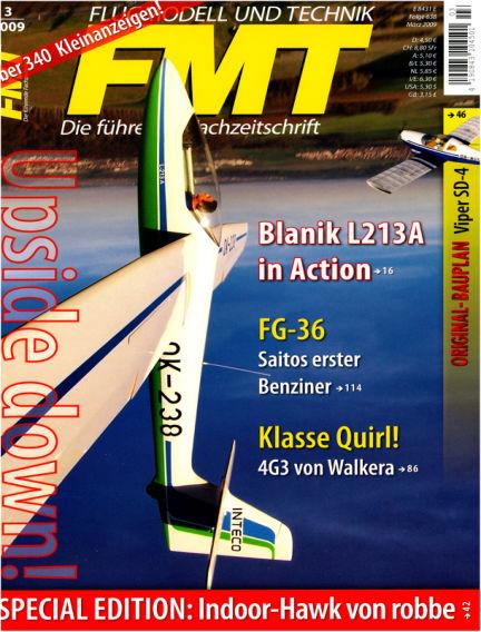 FMT - FLUGMODELL UND TECHNIK February 05, 2009 00:00