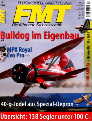FMT - FLUGMODELL UND TECHNIK 02/2009