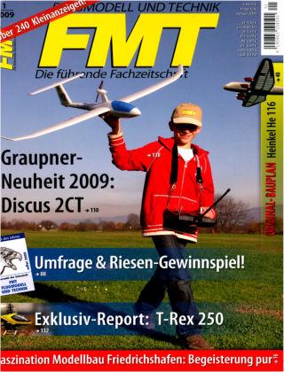 FMT - FLUGMODELL UND TECHNIK 01/2009