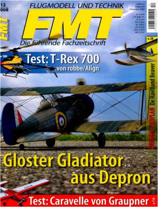 FMT - FLUGMODELL UND TECHNIK 12/2008
