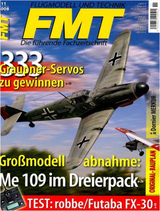 FMT - FLUGMODELL UND TECHNIK 11/2008
