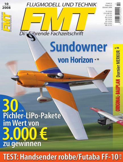 FMT - FLUGMODELL UND TECHNIK September 01, 2008 00:00