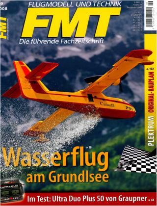 FMT - FLUGMODELL UND TECHNIK 09/2008