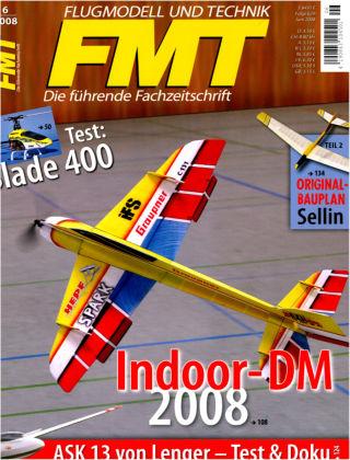 FMT - FLUGMODELL UND TECHNIK 06/2008