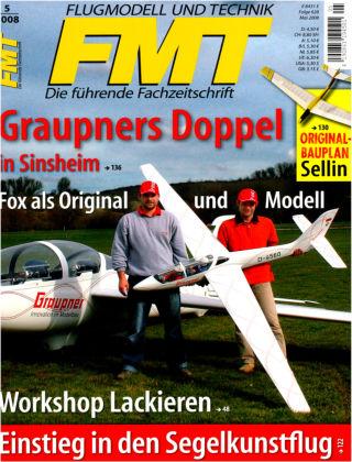 FMT - FLUGMODELL UND TECHNIK 05/2008
