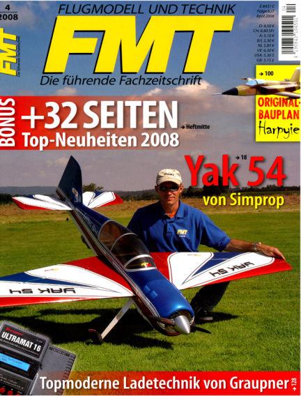 FMT - FLUGMODELL UND TECHNIK March 03, 2008 00:00