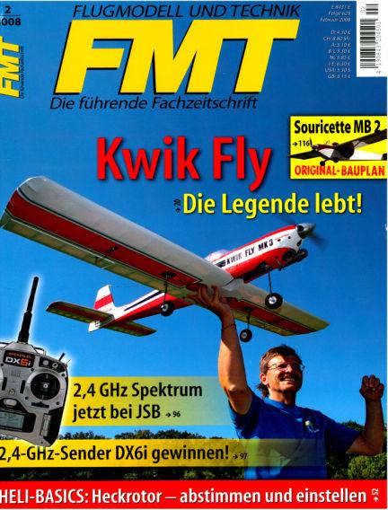 FMT - FLUGMODELL UND TECHNIK January 01, 2008 00:00