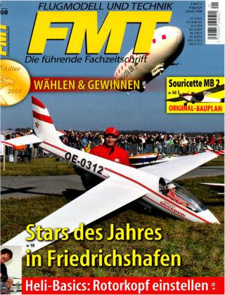 FMT - FLUGMODELL UND TECHNIK 01/2008