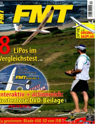 FMT - FLUGMODELL UND TECHNIK 12/2007